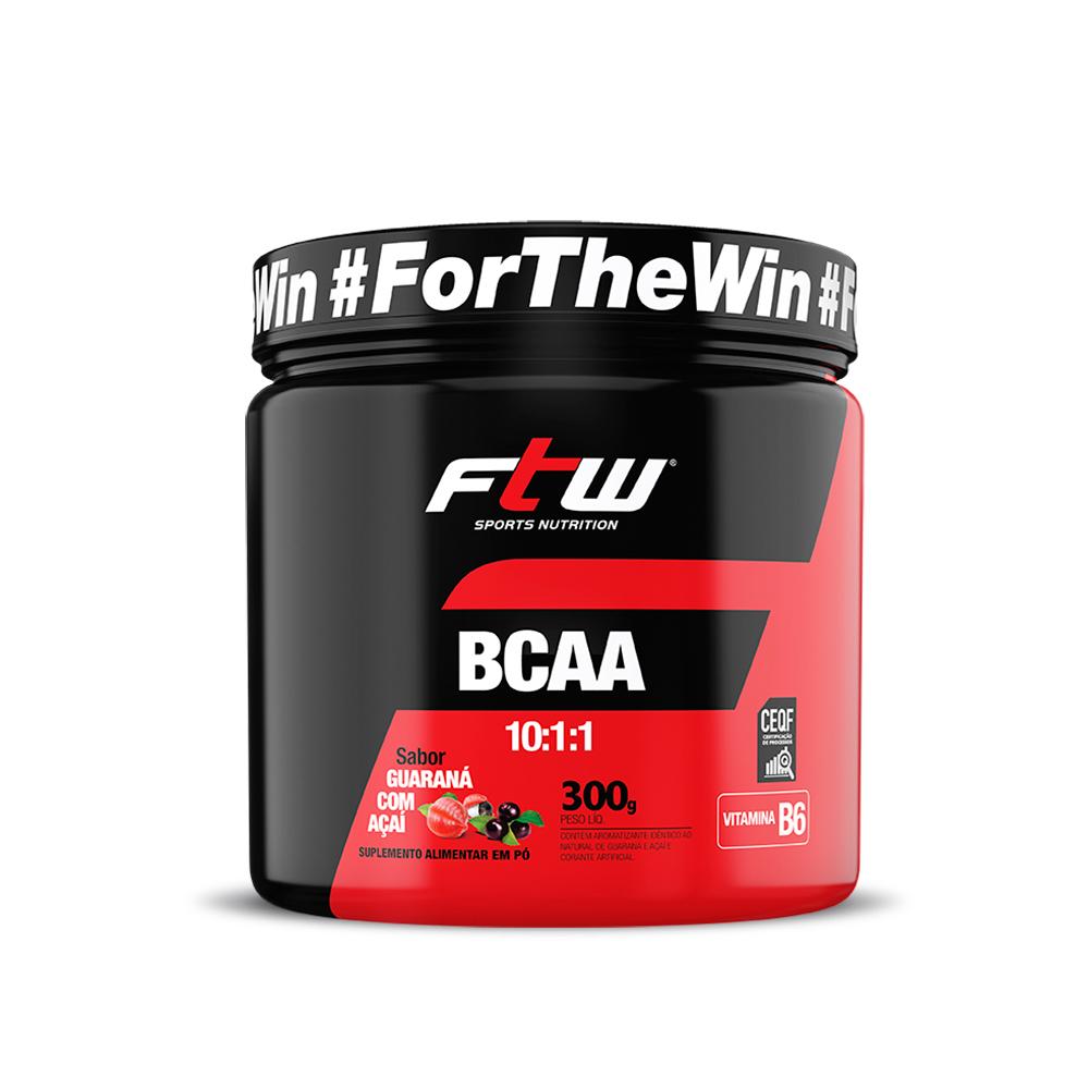 BCAA 10:1:1 FTW Sabor Guaraná com Açaí 300 g - FTW