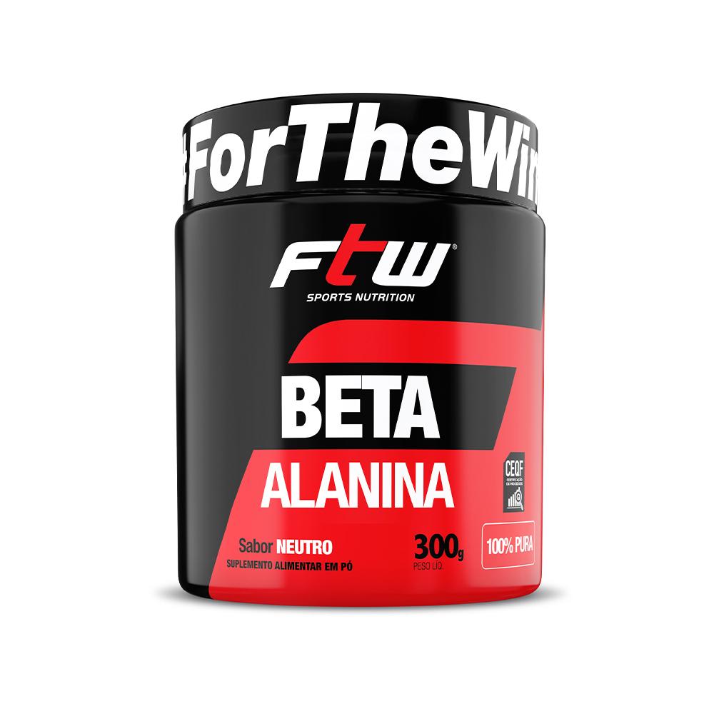 Beta Alanina 300g - FTW