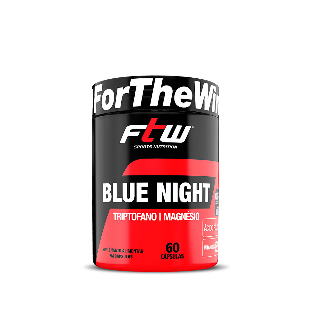 Blue Night 60 cáps - FTW