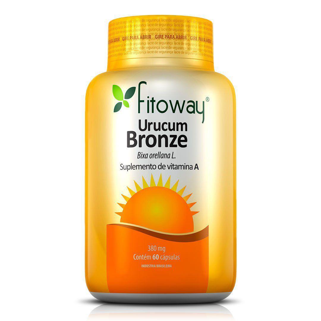 Bronze 60 cáps - Fitoway