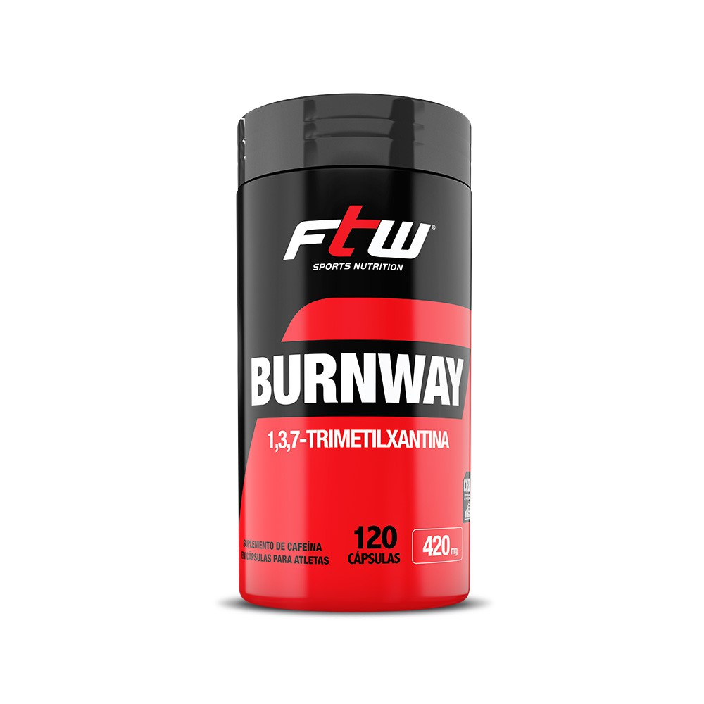 Burnway 120 cáps - FTW
