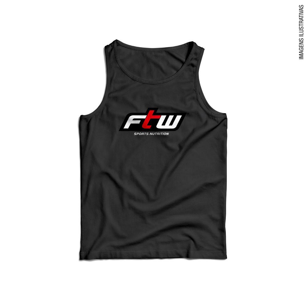 Camiseta Regata FTW Preta