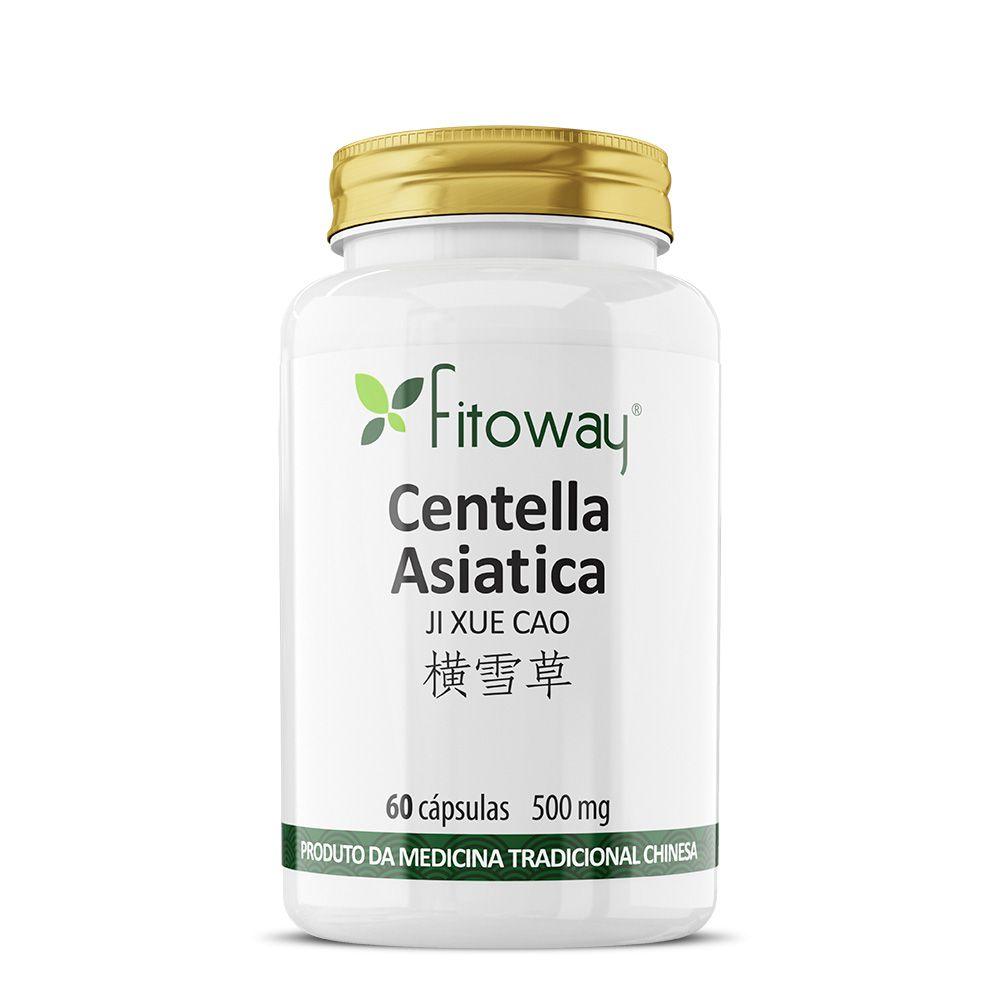 CENTELLA ASIATICA FITOWAY - 60 CÁPS