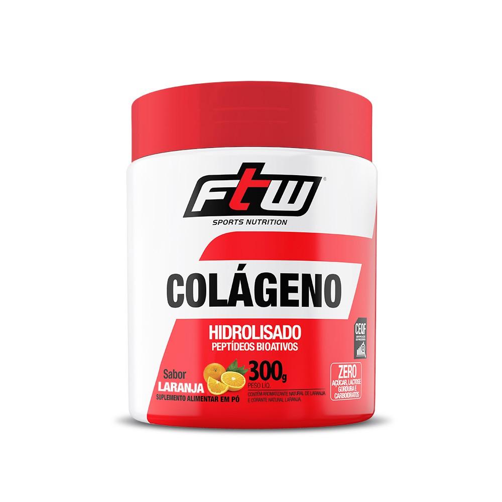 COLÁGENO EM PÓ FTW 300g