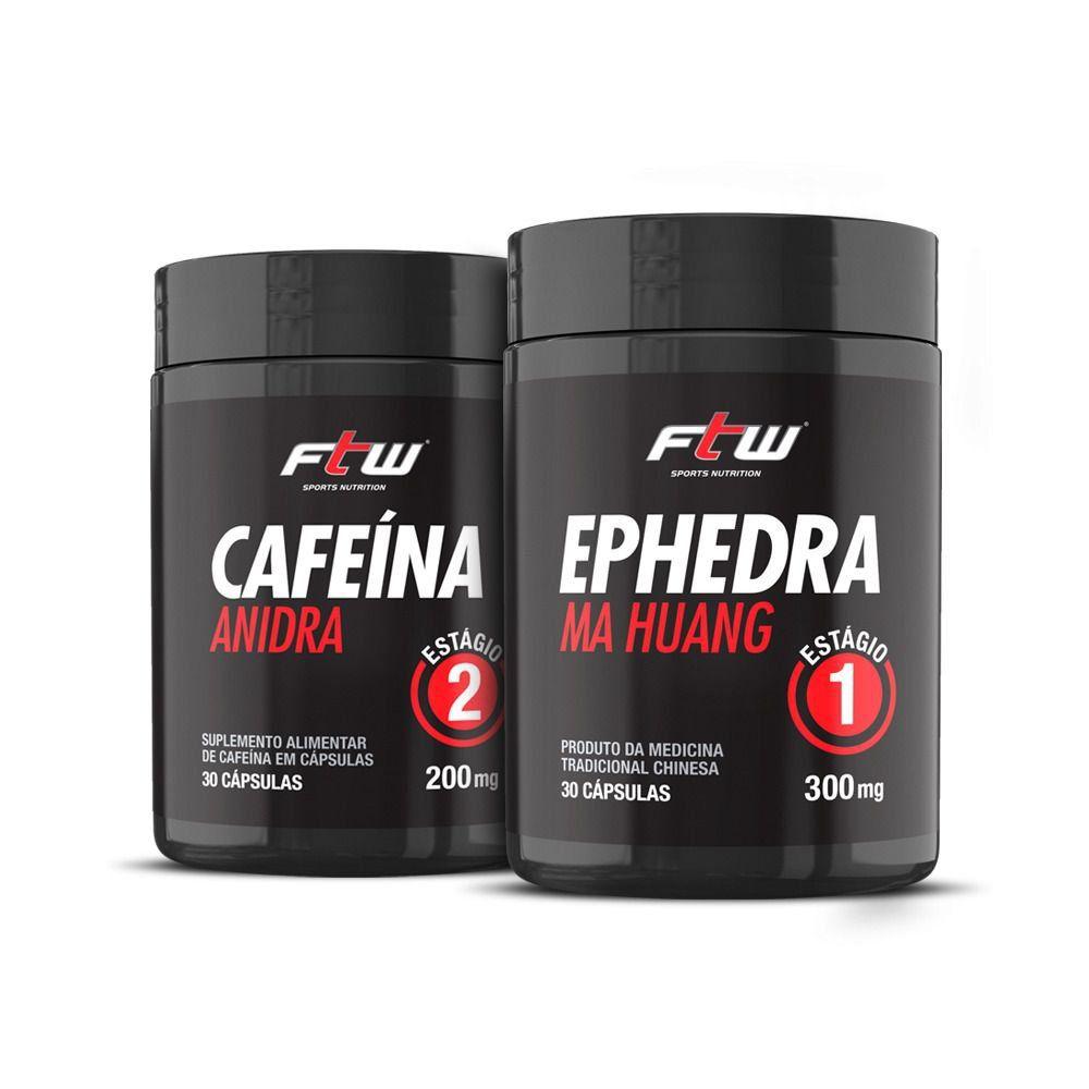 KIT EPHEDRA + CAFEÍNA - #DEUMATCH FTW