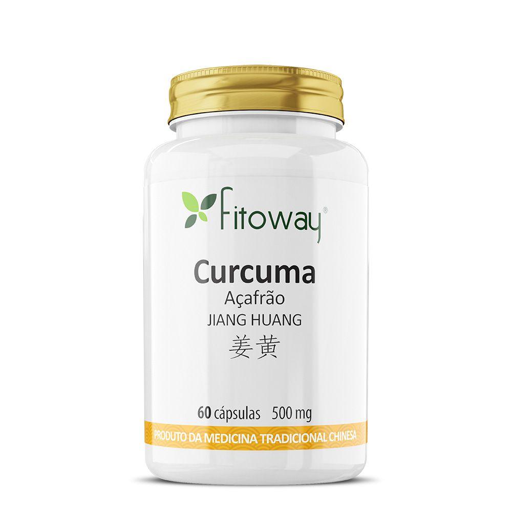 CURCUMA FITOWAY - 60 CÁPS