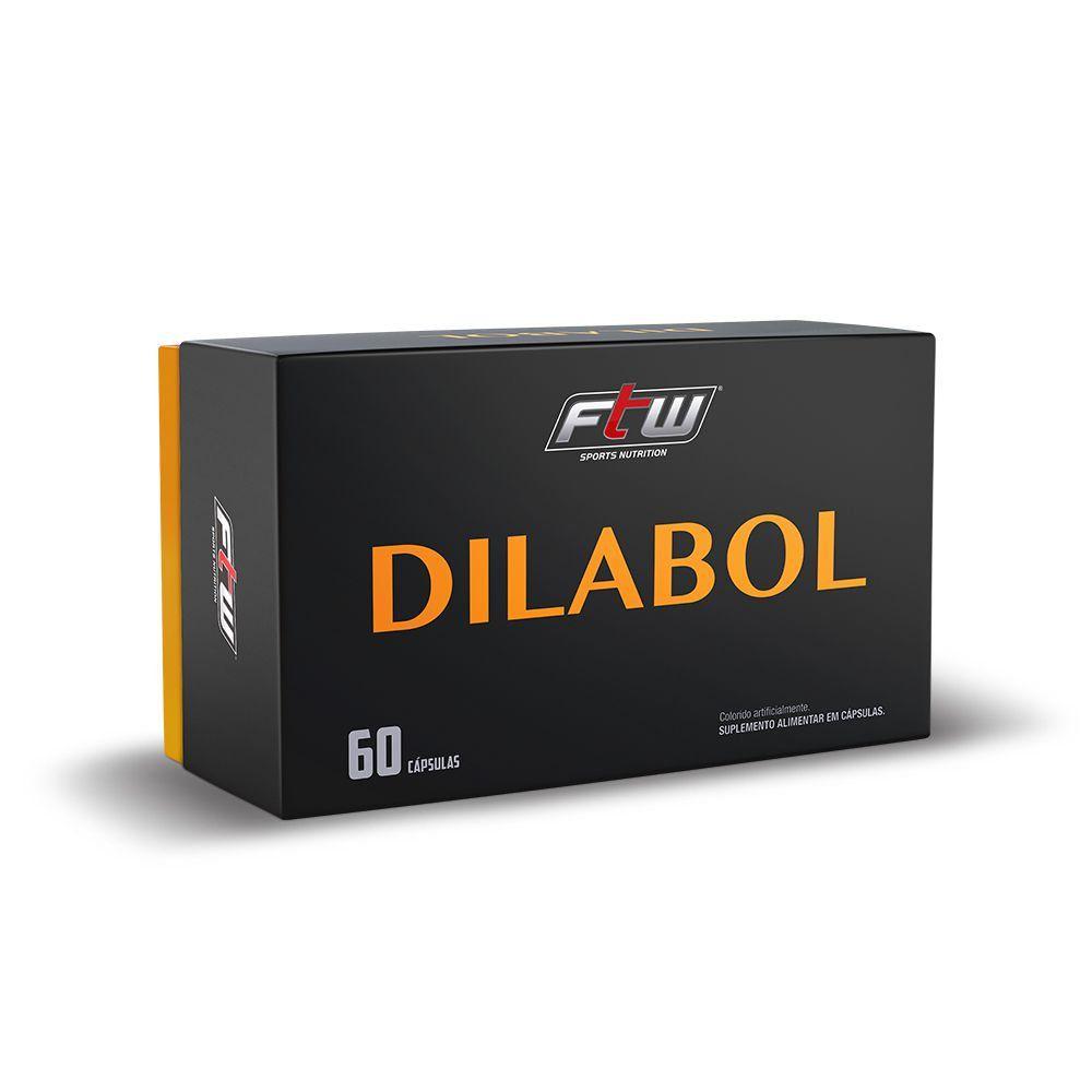 DILABOL FTW - 60 CÁPSULAS