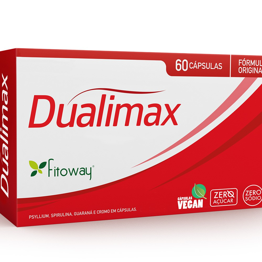 Dualimax Fitoway Clean - 60 CÁPS