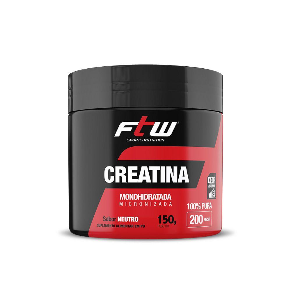FTW Creatina - 150g