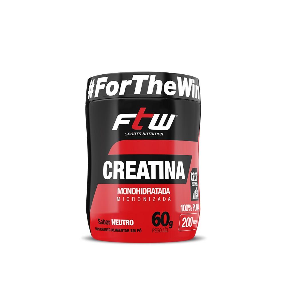 FTW Creatina - 60g