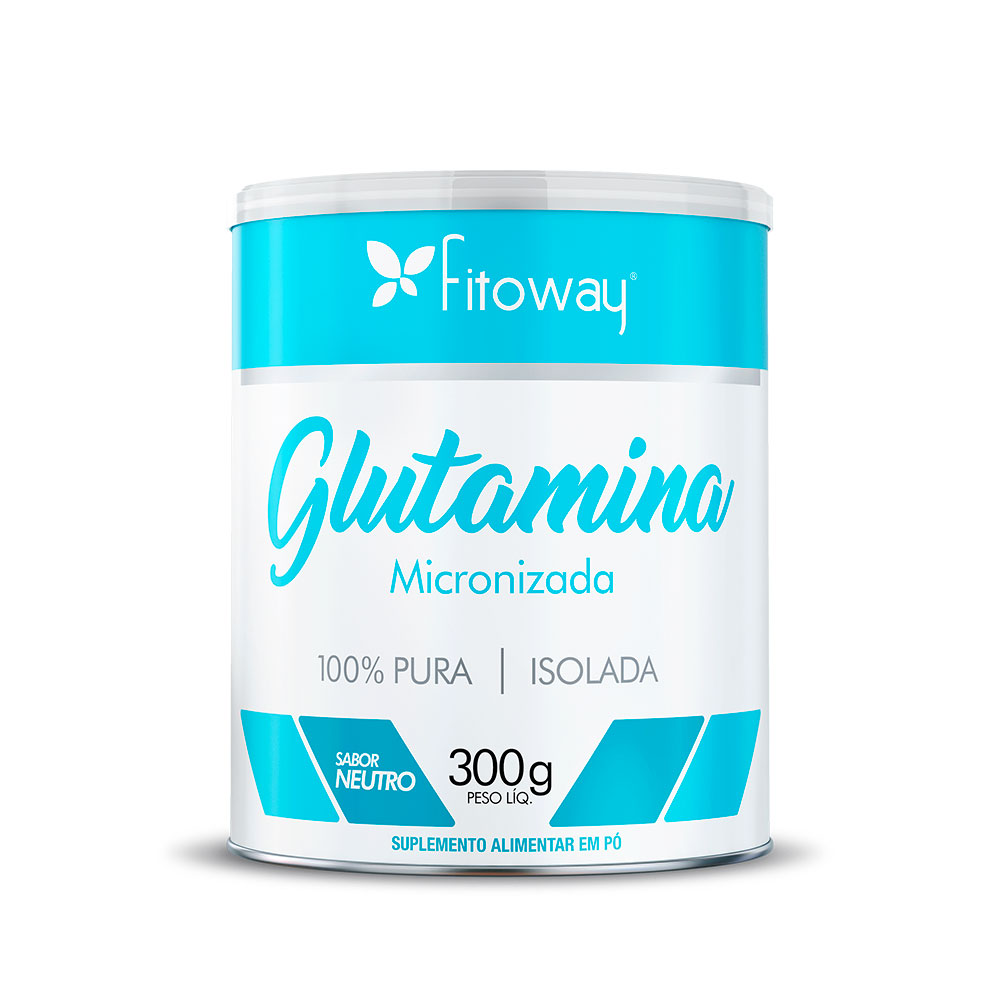 Glutamina Fitoway - 300g