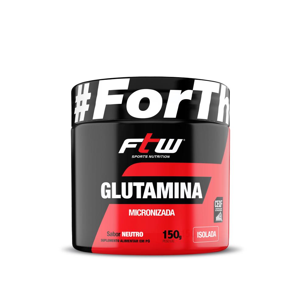 GLUTAMINA FTW - 150g
