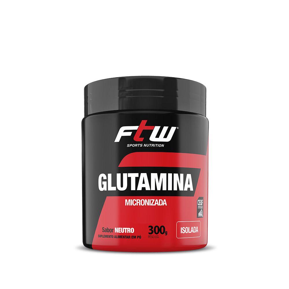 GLUTAMINA FTW - 300g