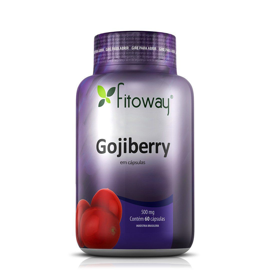 Gojiberry 60 cáps - Fitoway