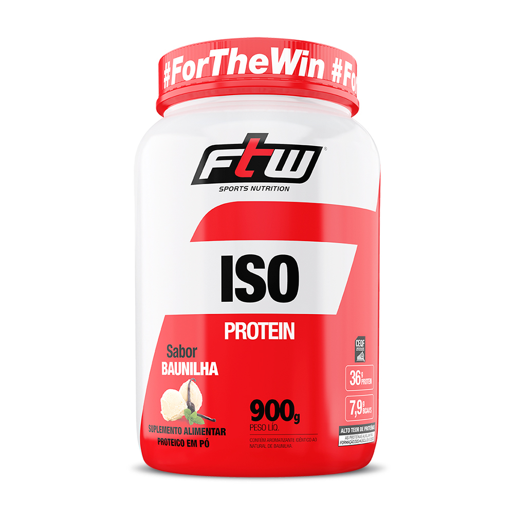 ISO PROTEIN FTW - 900g