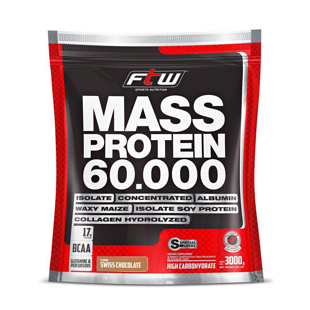 MASS PROTEIN FTW - 3kg