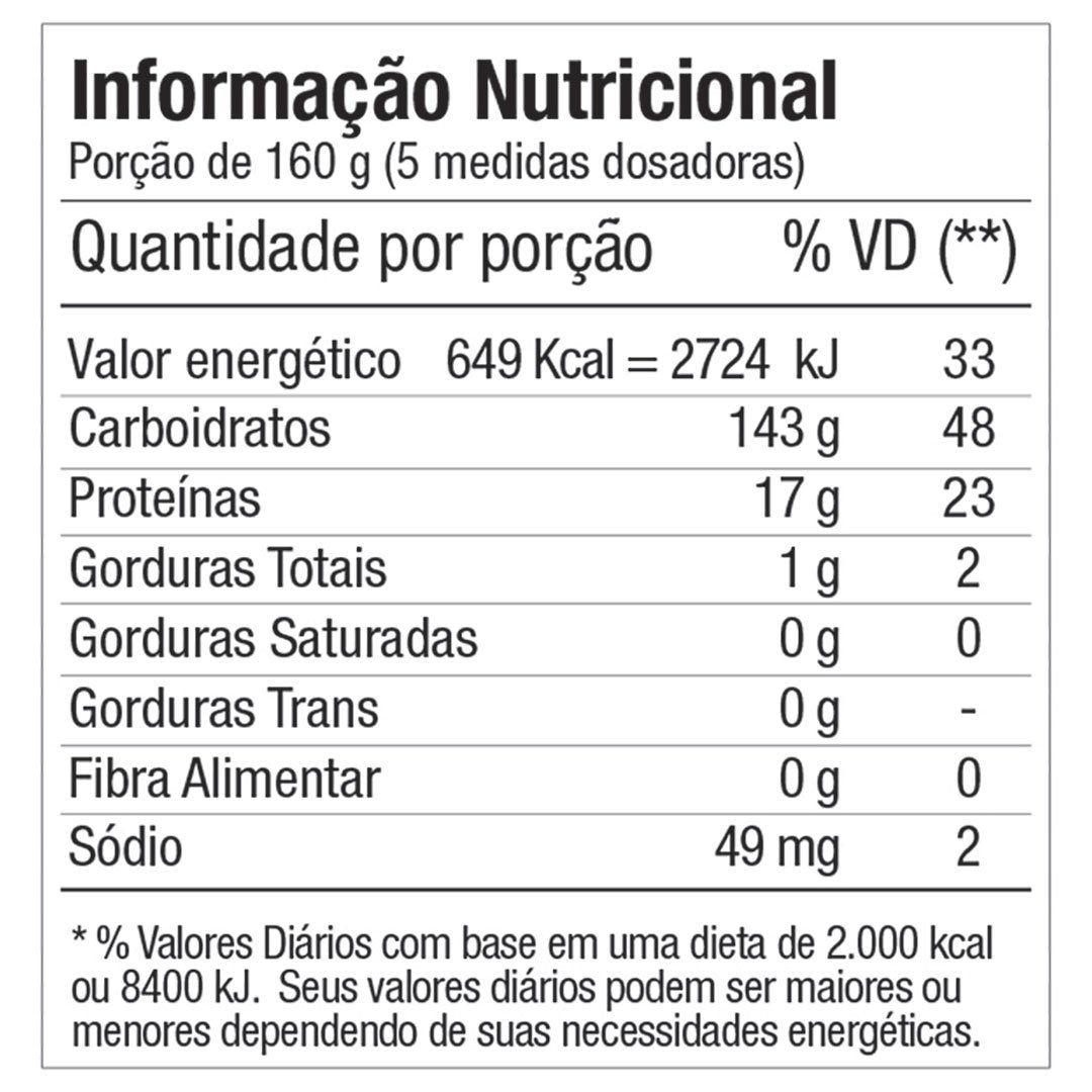 MASS PROTEIN 3 KG FTW (BAUNILHA, CHOCOLATE E MORANGO)