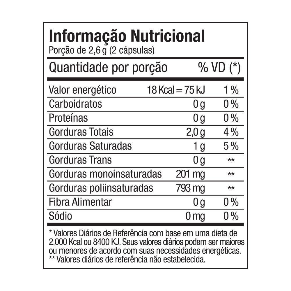 ÓLEO DE CÁRTAMO + COCO FITOWAY 1000mg - 60 CÁPS