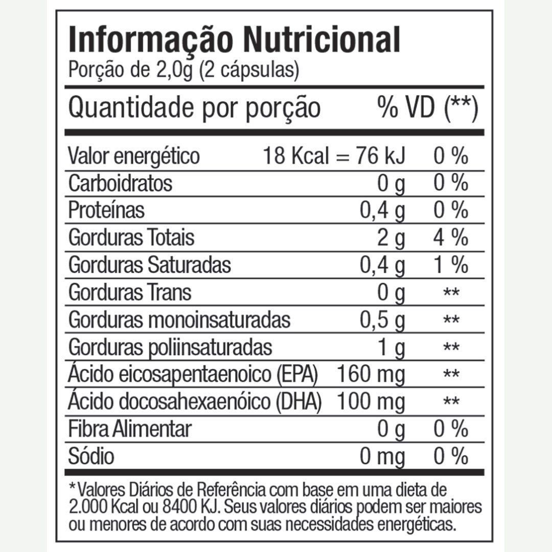 ÔMEGA 3-6-9 FITOWAY FARMA - 60 CAPS