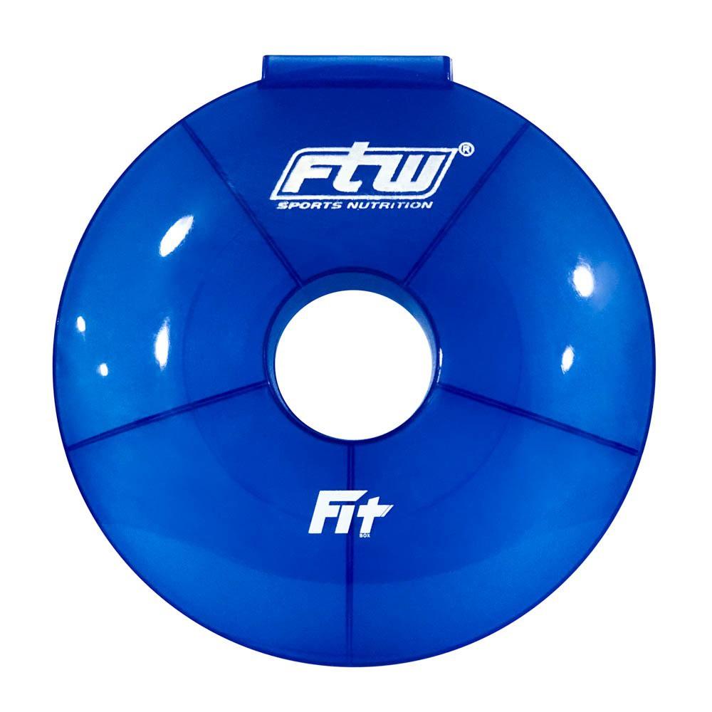 Porta Cápsulas Azul - FTW