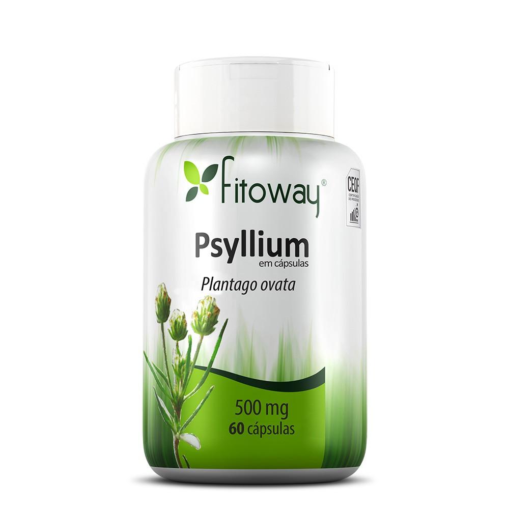 Psyllium Fitoway- 60 cáps