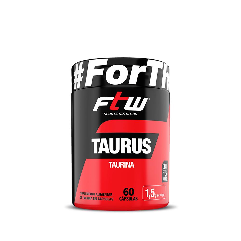 TAURUS FTW 750mg - 60 CÁPS