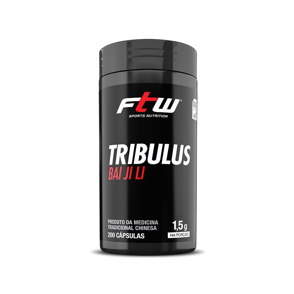 TRIBULUS TERRESTRIS - 200 CÁPS