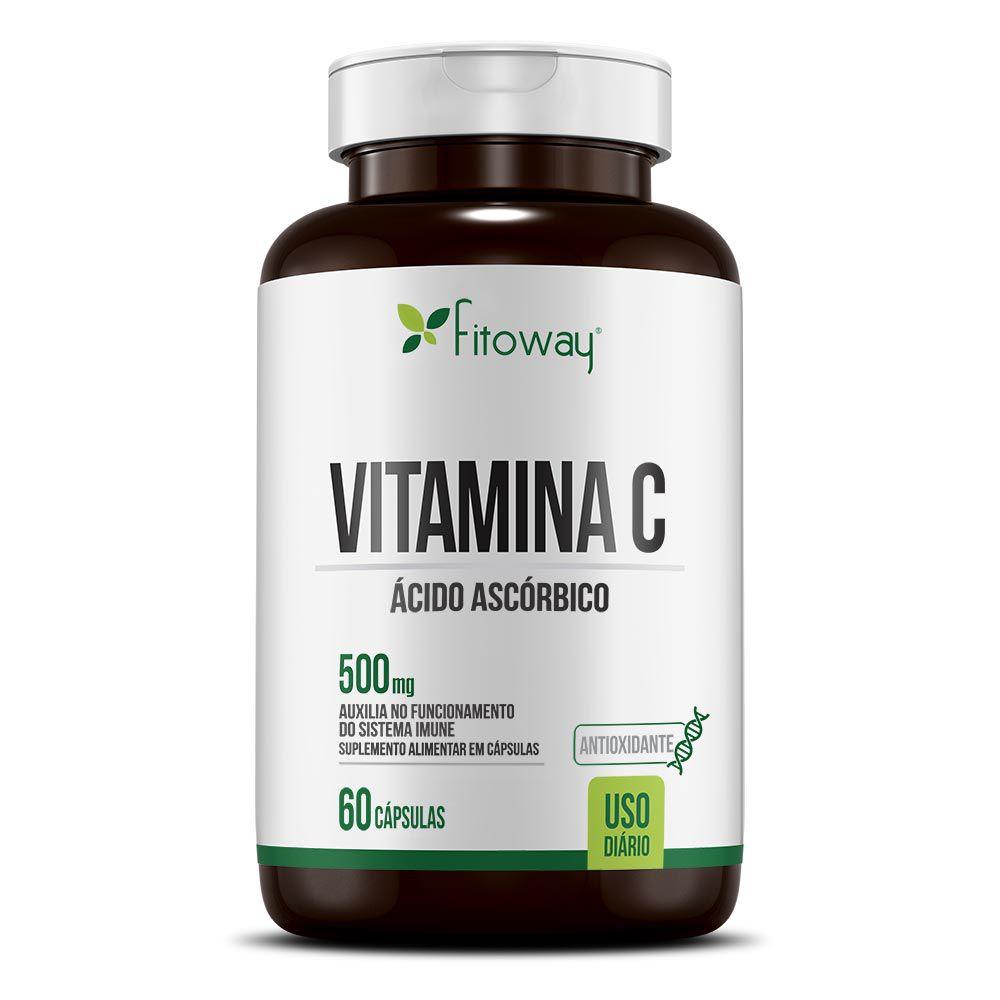 VITAMINA C 60 CÁPS - FITOWAY FARMA