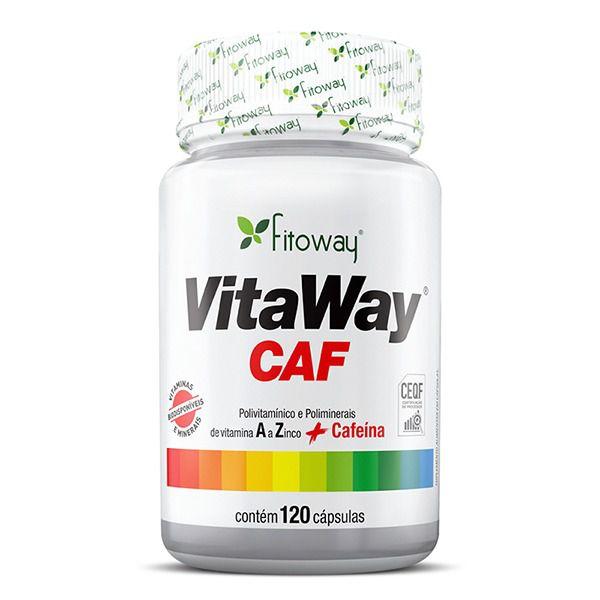 Vitaway Caf Fitoway – 120 cáps