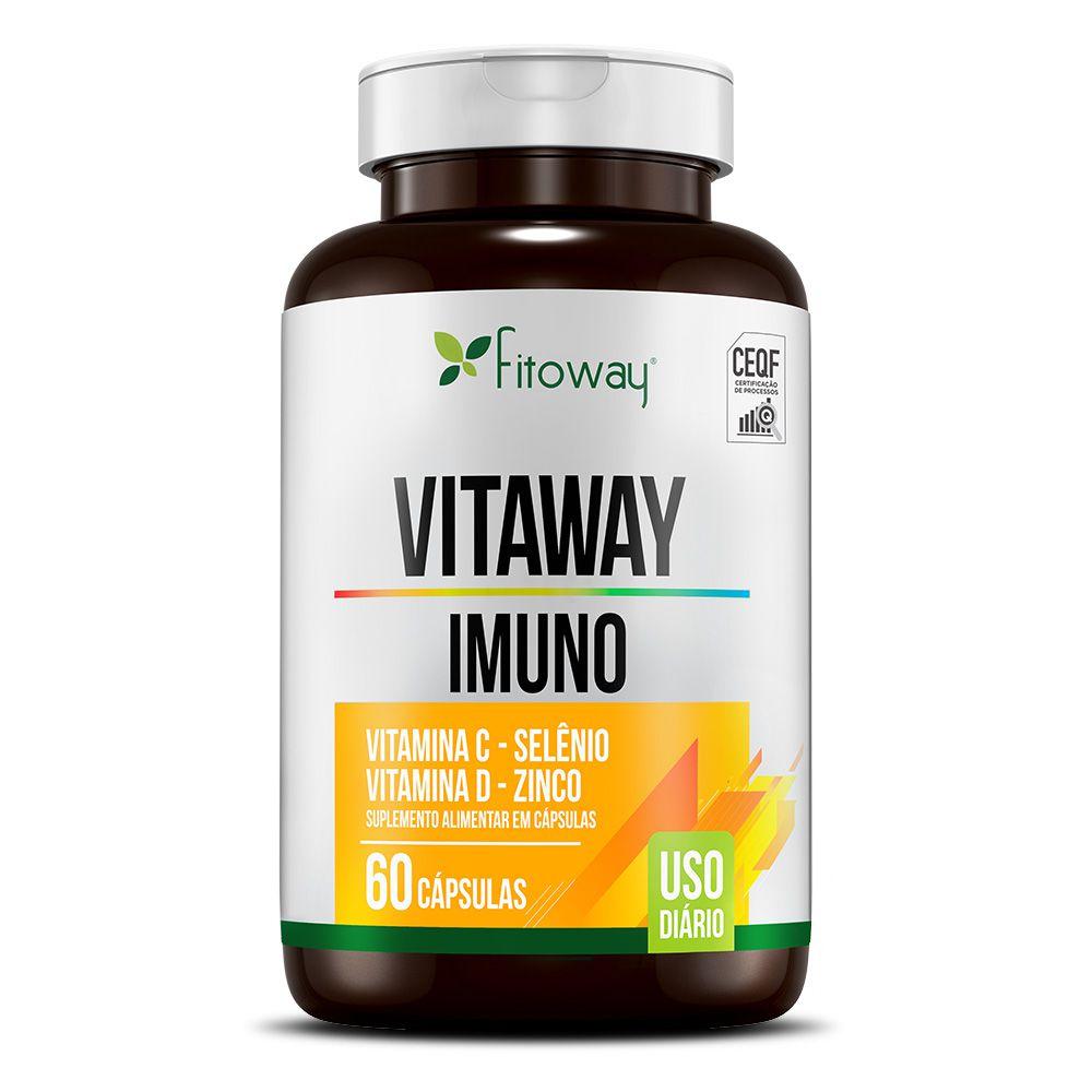 Vitaway Imuno Fitoway Clean – 60 cáps