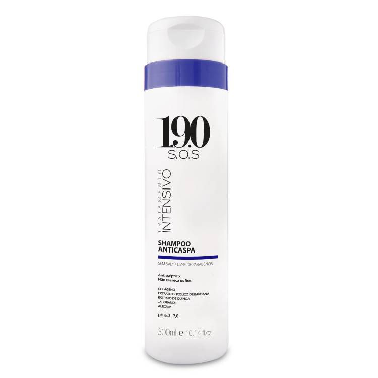 1.9.0. Shampoo Anti-caspa 300mL