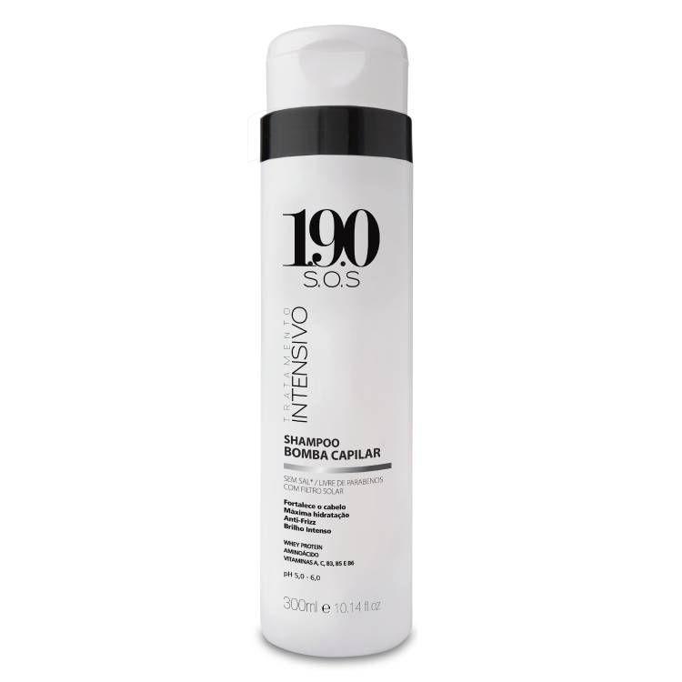 1.9.0. Shampoo Bomba Capilar 300mL