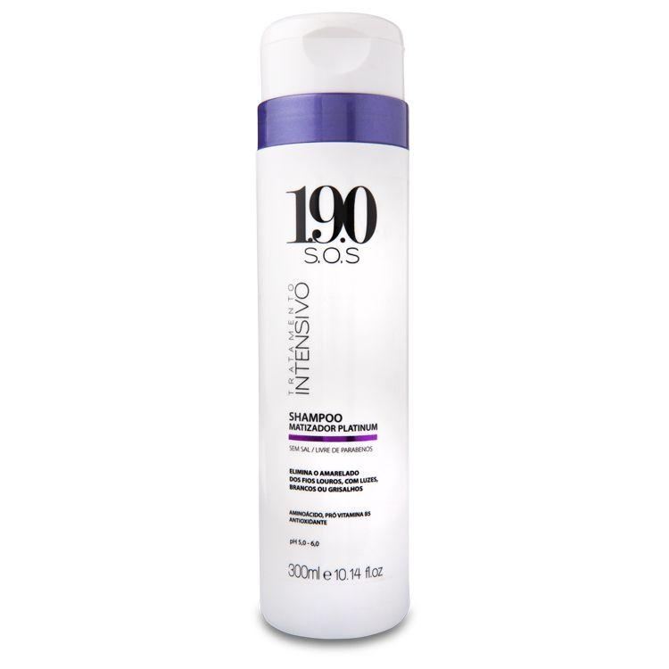 1.9.0. Shampoo Matizador Platinum 300mL