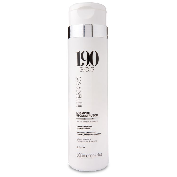 1.9.0. Shampoo Reconstrutor 300mL