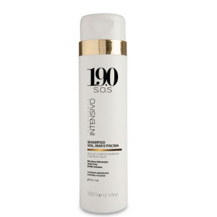 1.9.0. Shampoo Sol, Mar, Piscina 300mL