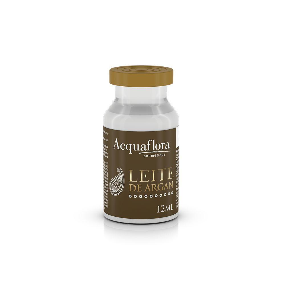Acquaflora Ampola Leite de Argan 12 mL