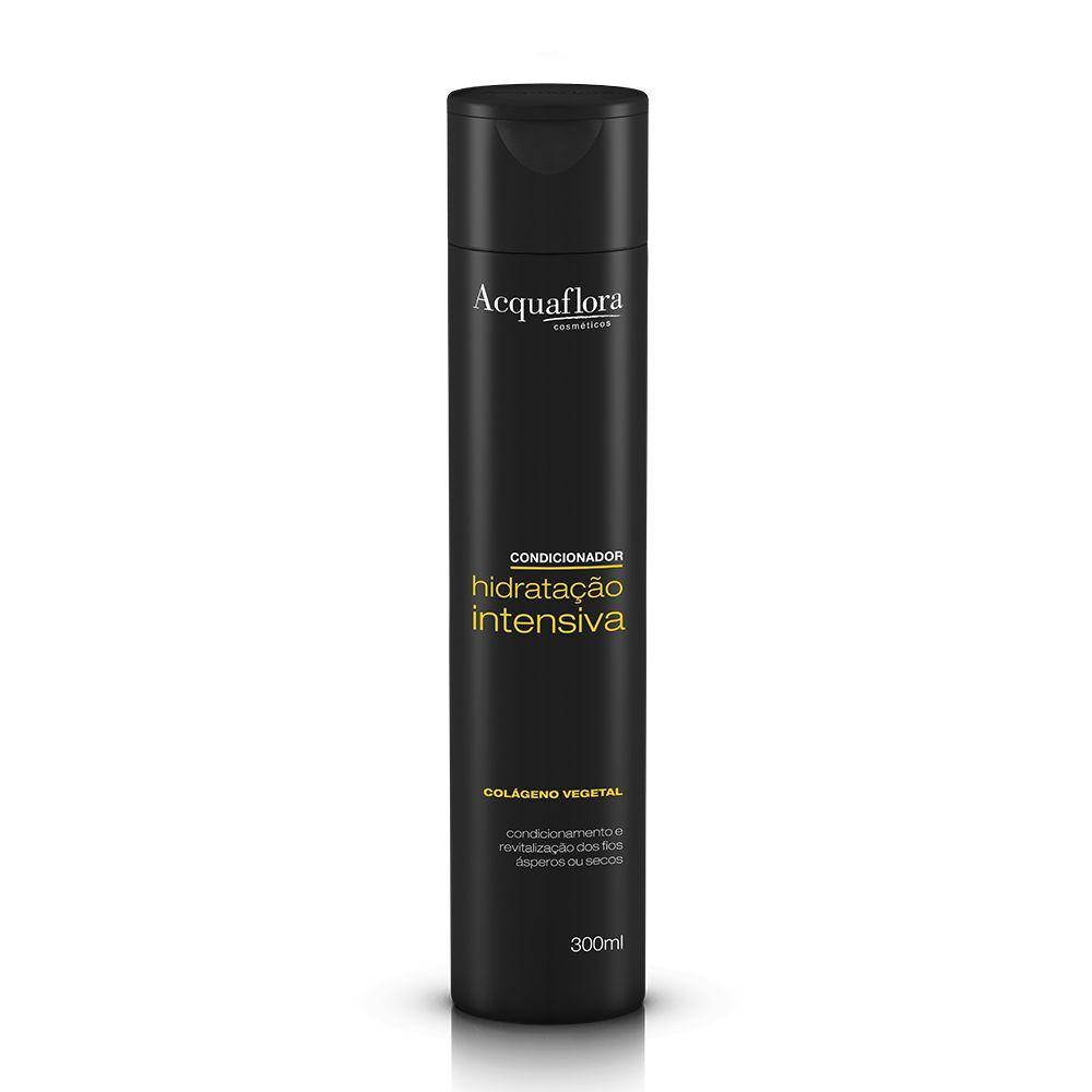 Acquaflora Condicionador Hidratação Intensiva - Colágeno Vegetal 300 mL