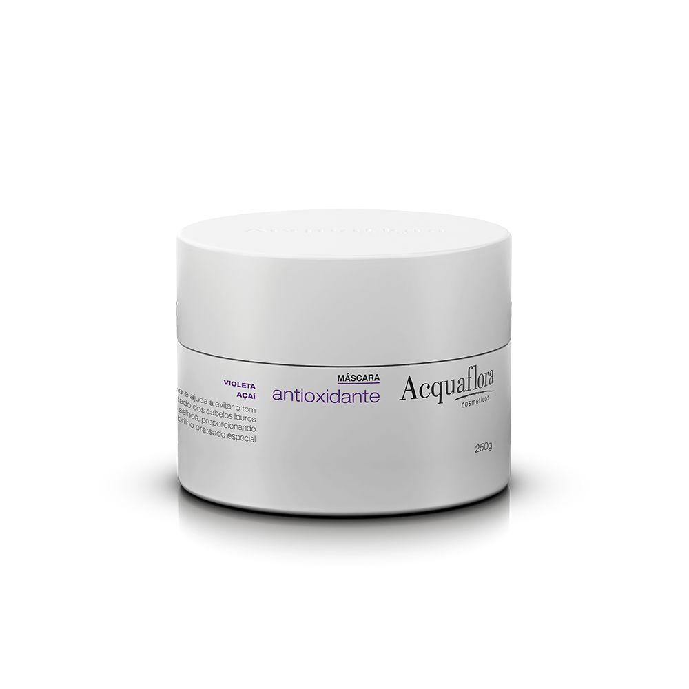 Acquaflora Máscara Capilar Antioxidante - Violeta e Açaí 250 g