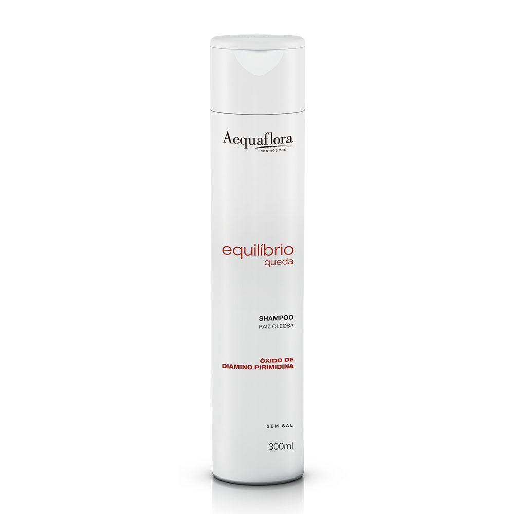Acquaflora Shampoo Equilíbrio Queda - Raiz Oleosa 300 mL