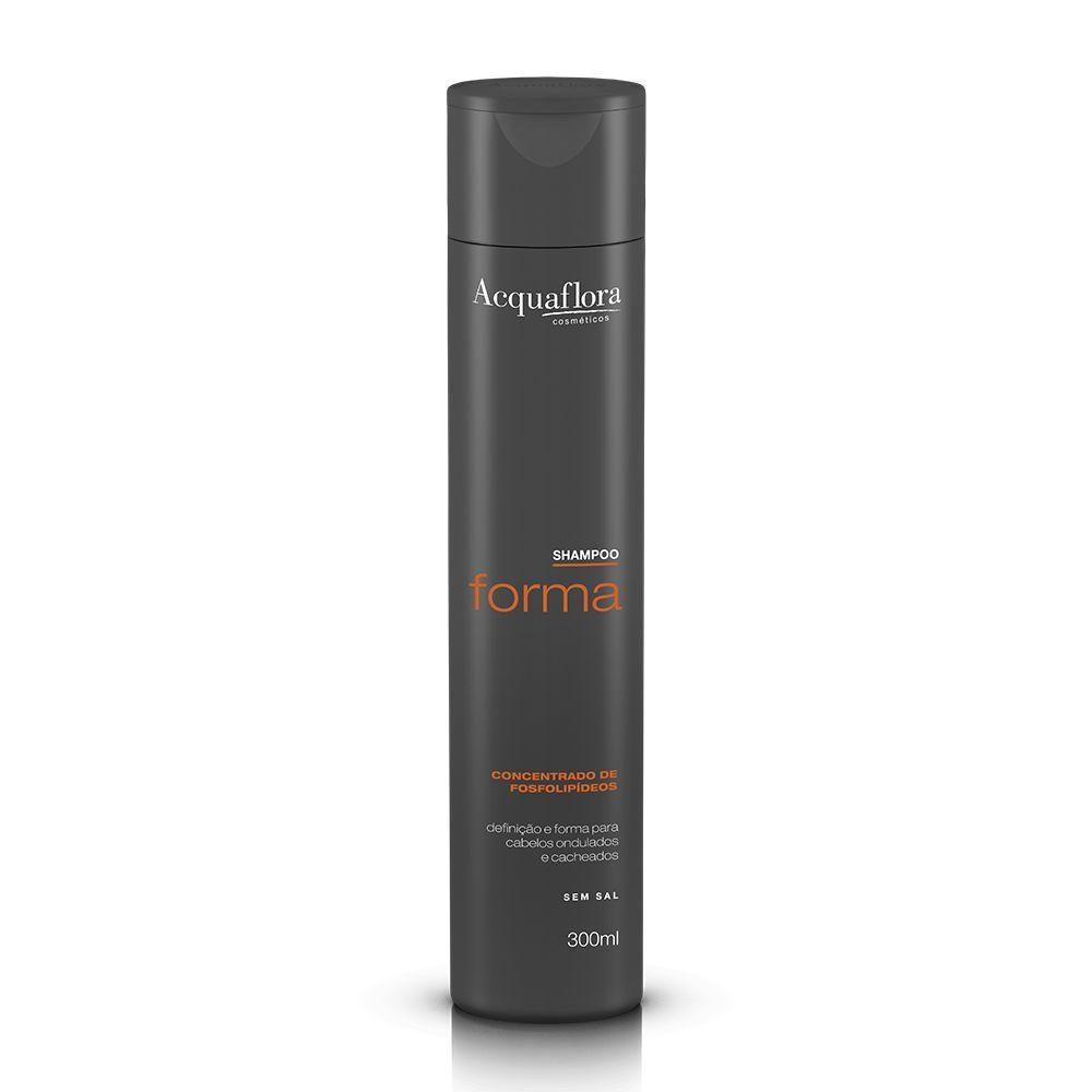 Acquaflora Shampoo Forma - Concentrado de Fosfolipídeos 300 mL