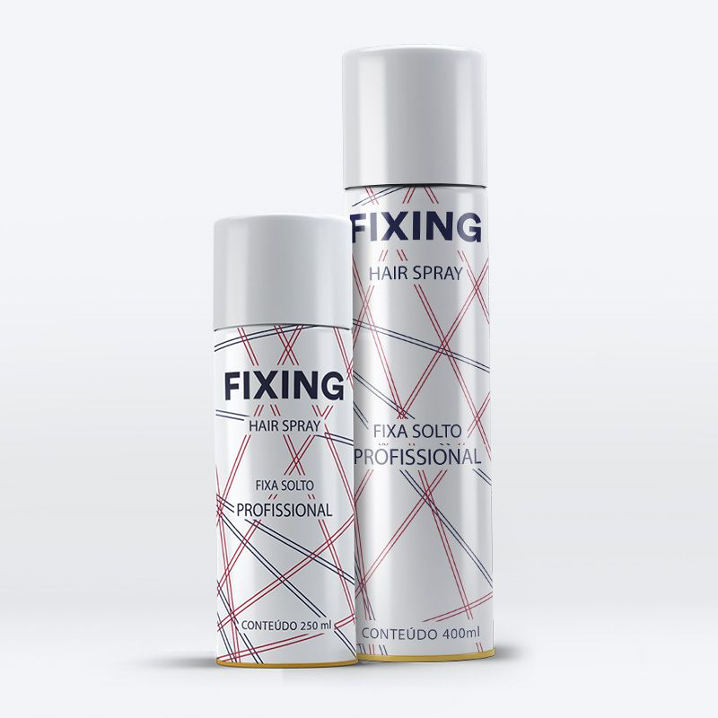 Agima Fixing Hair Spray Fixa Solto 250 mL