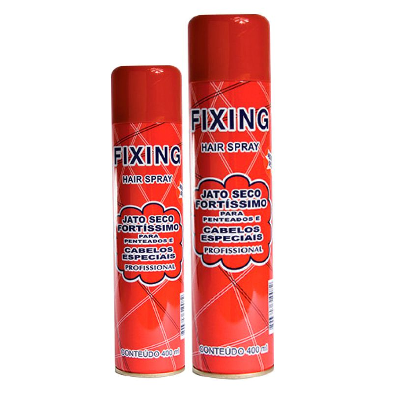 Agima Fixing Hair Spray Fortíssimo 400 mL