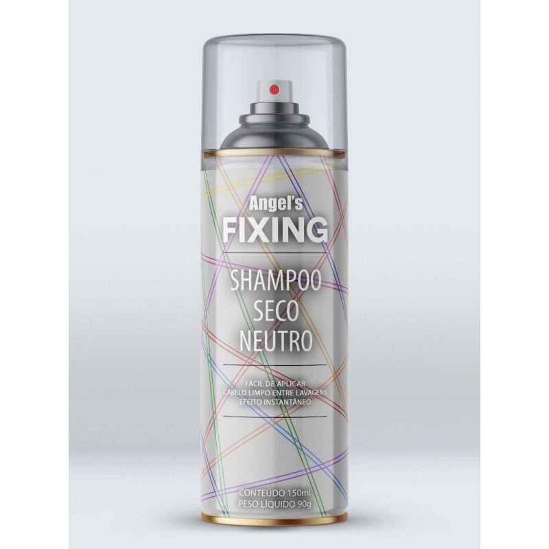 Agima Shampoo Seco Angel's Fixing Neutro 150 mL