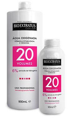 Bio Extratus Água Oxigenada 20 Volumes 900mL