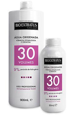 Bio Extratus Água Oxigenada 30 Volumes 900mL