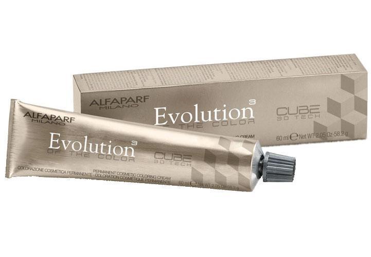 Alfaparf Coloração Evolution 9.13 Louro Claríssimo Cinza Dourado 60mL
