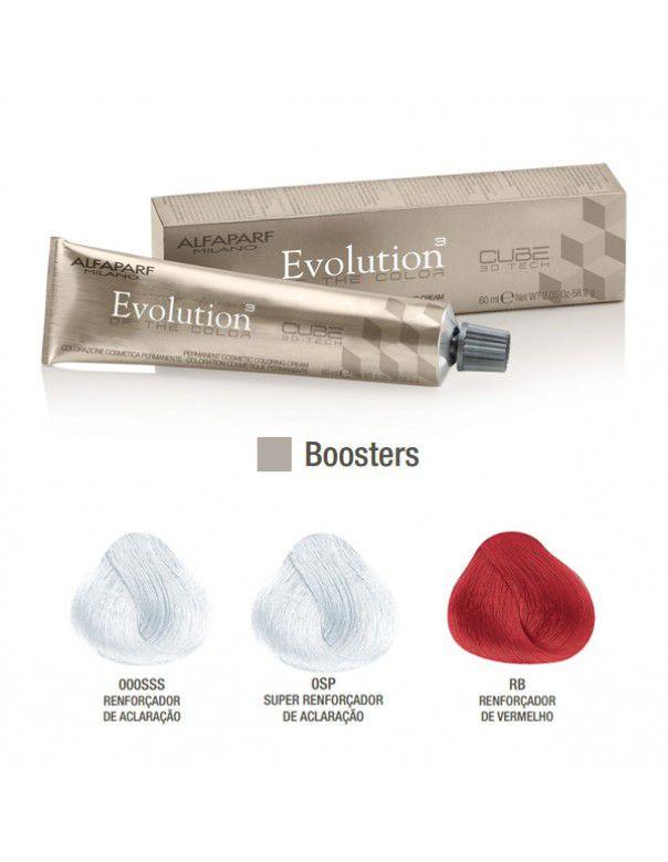 Alfaparf Coloração Evolution RB Reforçador de Vermelho 60mL