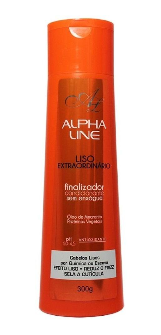 Alpha Line Finalizador Liso Extraordinário  250g
