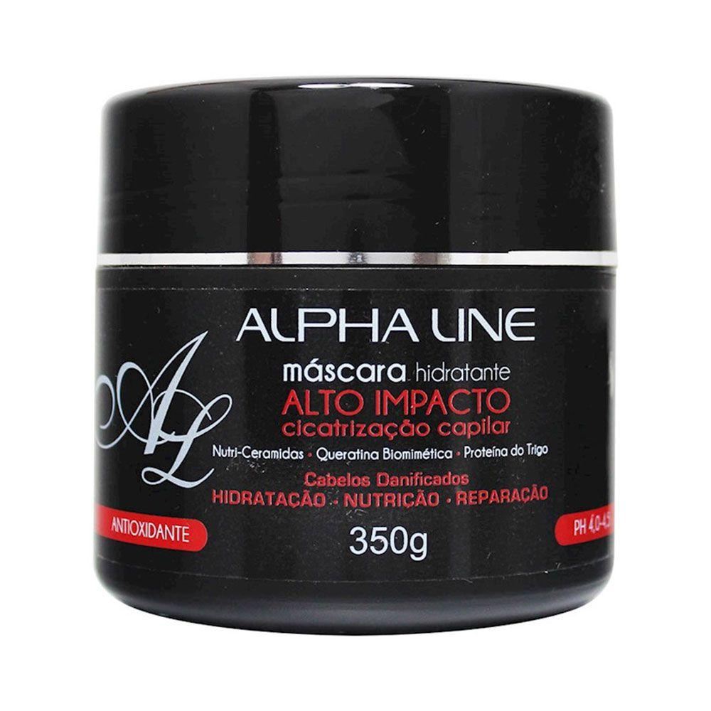 Alpha Line Máscara Alto Impacto 350g