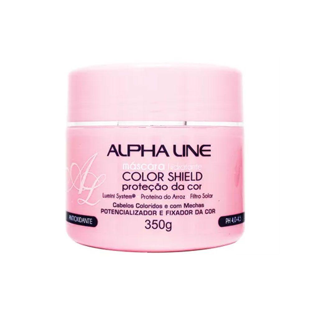 Alpha Line Máscara Color Shield  350g